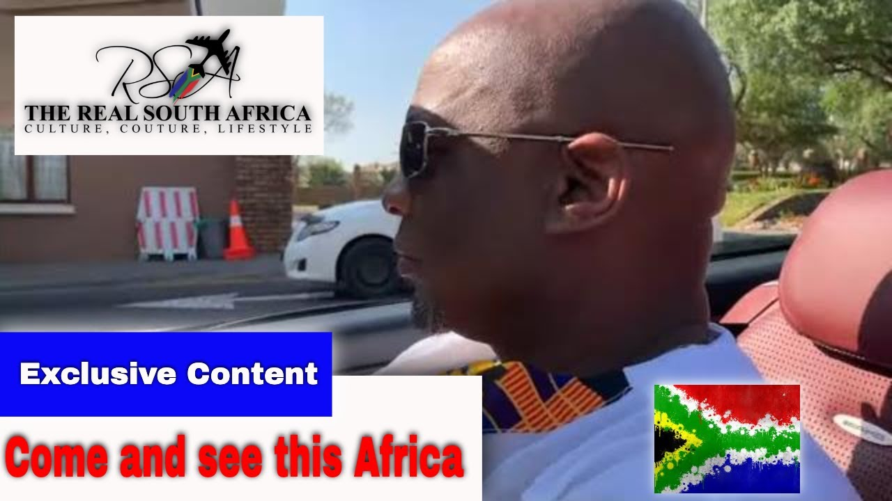South Africa| Community, Cars and Conversation w/The Real South Africa Exclusive Content!
