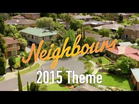 Neighbours 2015 theme