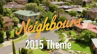 Neighbours 2015 theme