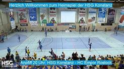 🔴 Livestream HSG Konstanz: Relegation Aufstieg 2. Bundesliga vs. Empor Rostock FULL-HD live 🔴