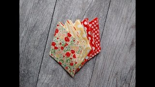 Beginners English Paper Piecing (Part 1 of 2)