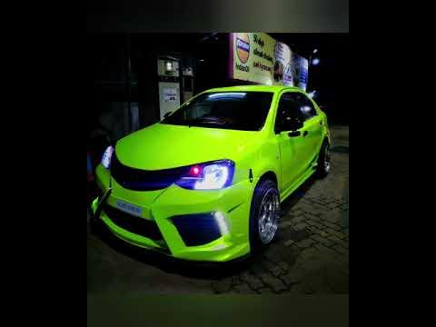 Warna Warni Toyota Etios