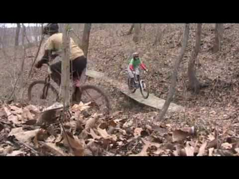 Mountain Biking Illinois