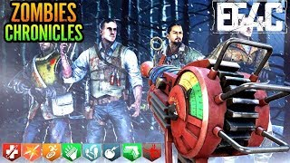 EE4C BLACK OPS 3 ZOMBIES EASTER EGG SPEEDRUNS! - Bo3 Zombies EE SOLO runs w/ Ch0pper