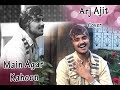 Main Agar Kahoon | Om Shanti Om | Sonu Nigam, Shreya Ghoshal | Arj Ajit Cover