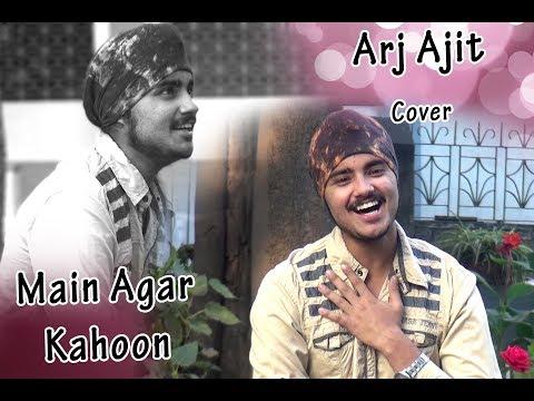 main-agar-kahoon- -om-shanti-om- -sonu-nigam,-shreya-ghoshal- -arj-ajit-cover