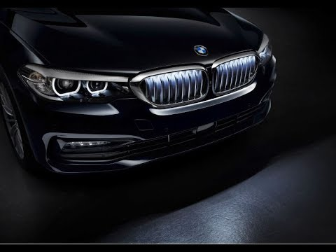 Tuning Iconic Glow Nierenbeleuchtung F 252 R Bmw 5er G30 G31