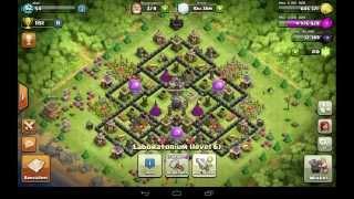 Compleet Max Stadshuis Level 8 In Clash of Clans + Waar Vindt Je Snel Goud?