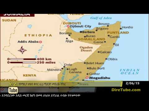 DireTube News - Somalia's population more than 12 million
