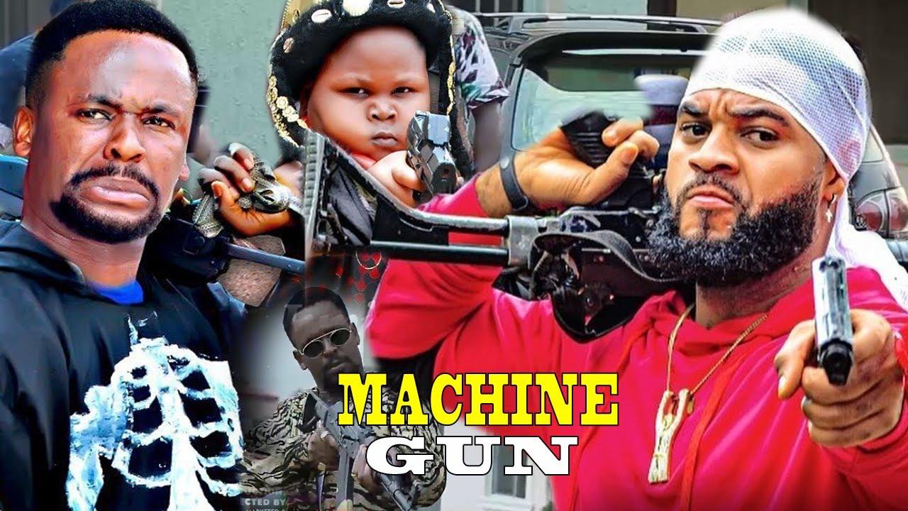 Download MACHINE GUN Season 2 - NEW HIT MOVIE|2020 LATEST NIGERIAN NOLLYWOOD MOVIE