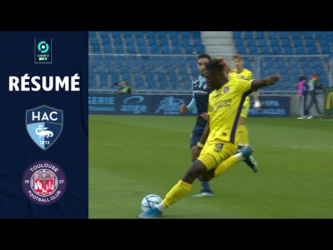 Le Havre Toulouse Goals And Highlights