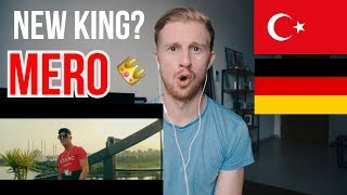 MERO - OLABILIR (OFFICIAL VIDEO) // TURKISH/GERMAN RAP REACTION