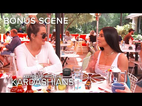 KUWTK | Kardashians Share Childhood Memories of Palm Springs | E!