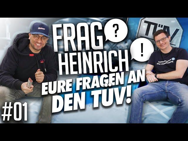 JP Performance - Eure Fragen an den TÜV! #fragheinrich