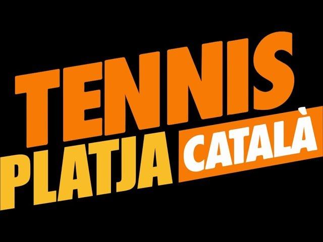 Campionat de Catalunya de Tennis Platja 2019