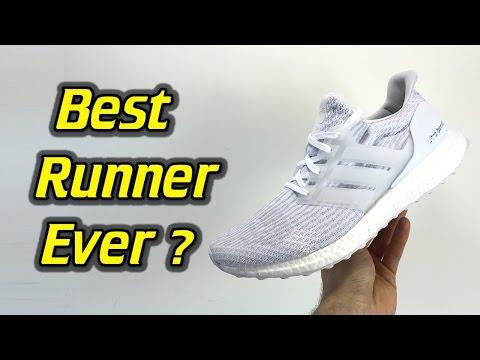 Adidas Ultraboost 3.0 (Triple White)