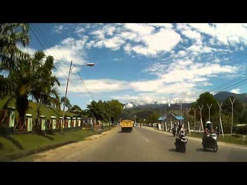 Jayapura to Sarmi, Papua Province(4) パプア州のジャヤプラからサルミへ