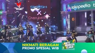 Download lagu CHERRYBELLE FEAT SMASH - BEAUTIFUL, I HEART U, INIKAH CINTA DI TOKOPEDIA (25 DESEMBER 2020)