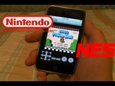 How to Install an NES emulator on an iPhone, iPod Touch or iPad