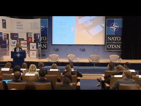 Rebekah Radice NATO Experts Forum: Social Media for International Organizations Keynote