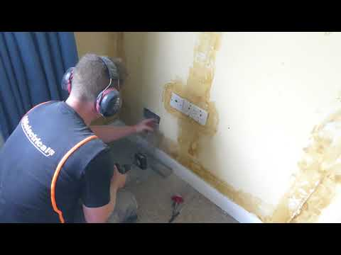 House rewiring - 1st fix - Electrician in Cambridge