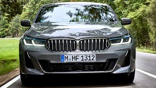2021 BMW 6 Series GT (640i xDrive) - Updated Interior and Exterior Details | Drive