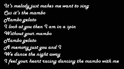 Ray Gelato - Mambo Gelato ( with Lyrics on screen )