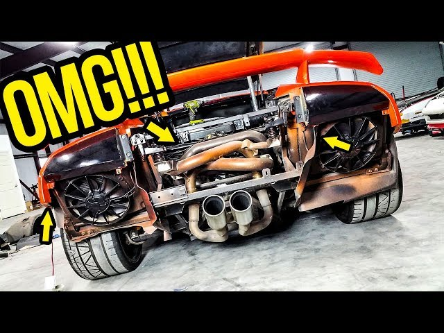 Here's Why My Fast & Furious Lamborghini WON'T START (FIXED!) & Found MORE HIDDEN SECRETS!