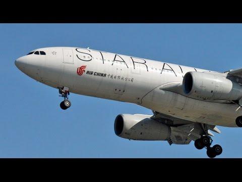 FLIGHT REPORT || AIR CHINA BUSINESS CLASS || BEIJING → SYDNEY