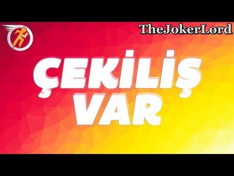 TheJokerLord 1.000 Abone ÖzeL Çekiliş L JoyPara - TeamSpeak3 - WolfTeam Hesap L