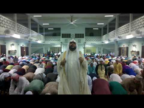 Sheikh Abdul Karim Omar (Reading eleven famous rhythms)Tarawih Alunan 11 Lagu