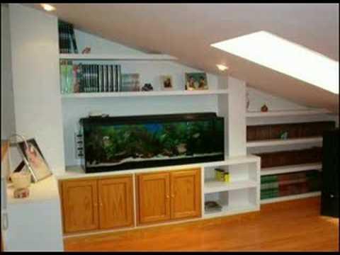 No es pladur plegur es de madera youtube - Muebles de pladur para salon ...
