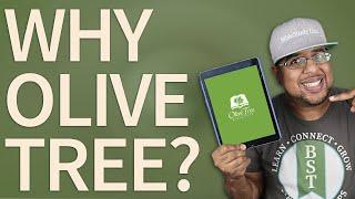 5 Reasons Why I Love the Olive Tree Bible App screenshot 1