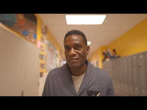 Robbie Earle Inspires On and Off the Field