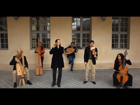 THE HIGH ROAD TO KILKENNY (Album Trailer) // Les Musiciens De St Julien, F. Lazarevitch