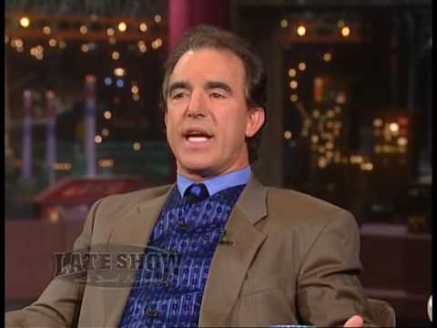 Jay Thomas on the Late  with David Letterman 8  Dec 30, 1998