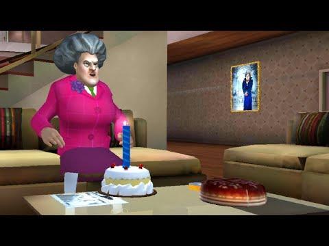 Игра Как Привет сосед на андроид! Scary Teacher 3D прохождение игры #2