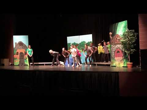 JW Walkers Production of A Year with Frog and Toad Kids 2018