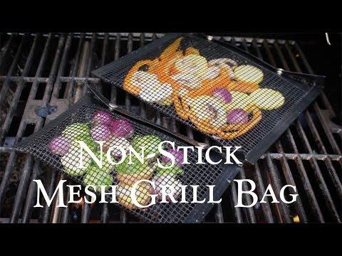 Non Stick Mesh Grill Bag