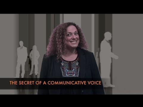 Training Vox - The Secrets of a Communicative Voice