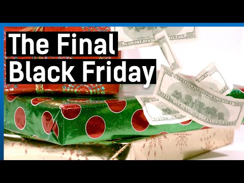 Why Black Friday is Dying