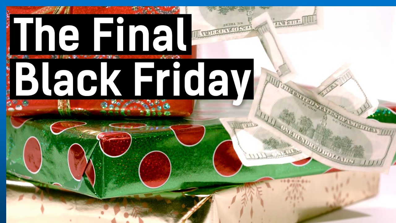 Why Black Friday Is Dying Youtube