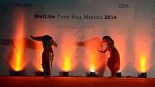 Mala Jau Dya na Ghari Wajale Ki Bara Dance Performance by mayura and sanyogita.....