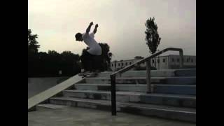 Ethan Leonard at cheri lindsay skatepark