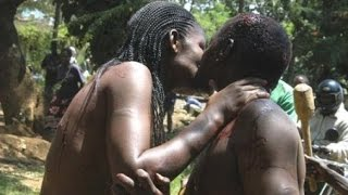 African Primitive  Mursi People life║africa tribes,mursi tribe, Karo  ║culture #3 MP3