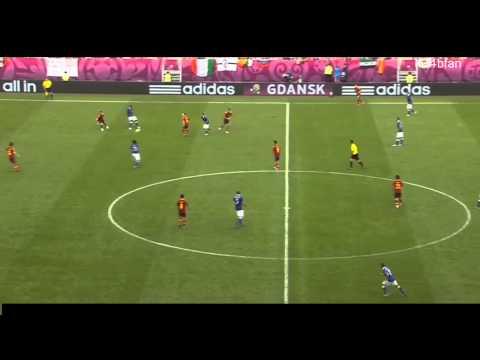 Xabi Alonso vs Italy