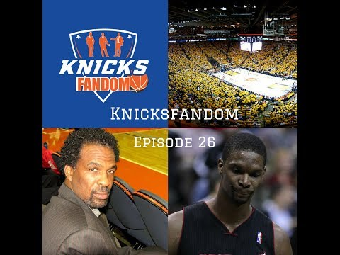 """EP 26: """"Warriors Draw First Blood Against the Cavs!: Oakley & the Knicks are Heading to Trial!: The"""