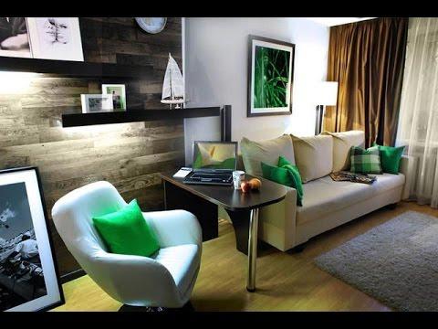 💗 Красивые интерьеры квартир — дизайн гостиной