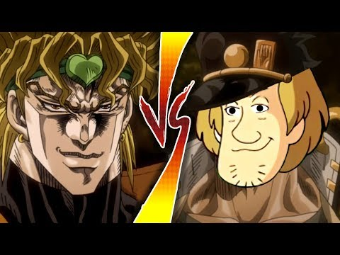 Shaggy vs. DIO