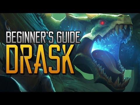 Dauntless | Drask Guide: Solo Axe [Recruity Boi Edition] EP.1